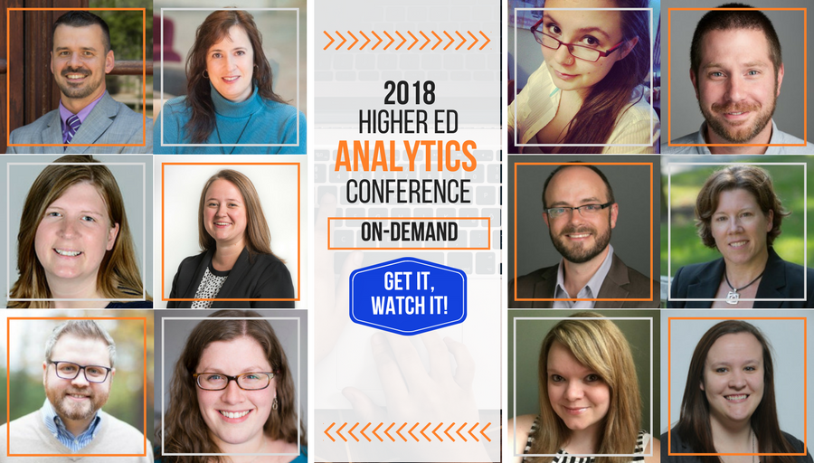 2018 Higher Ed Analytics Conference