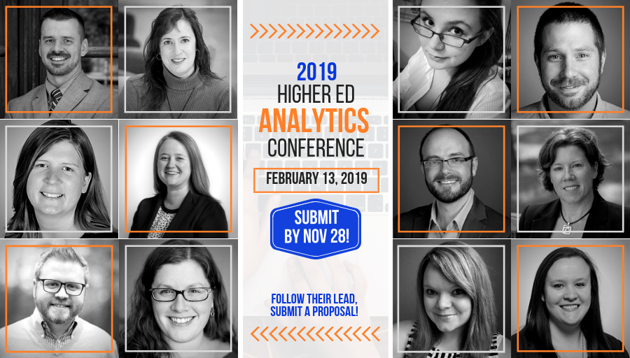 2019 Higher Ed Analytics Conference