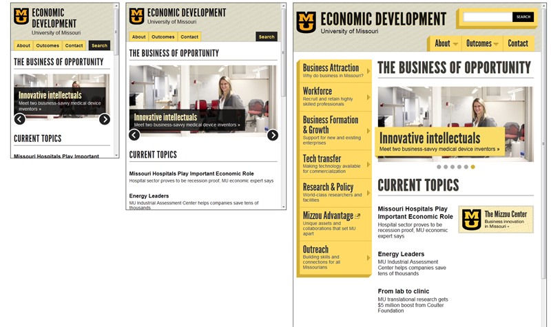 Economic Development - University of Missouri